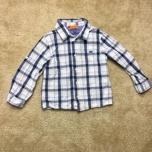 Mayoral Boys 18 Month Long Sleeve Bruton Down Top
